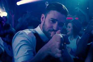 В клипе «Take Back the Night» Тимберлейк танцует как раньше