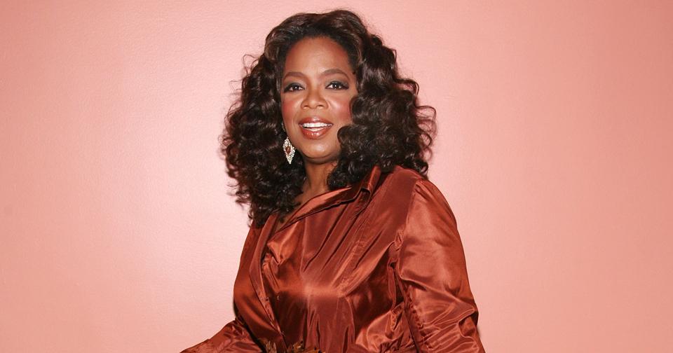 oprah winfrey activism