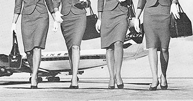 Стюардессы и каблуки — photo 10