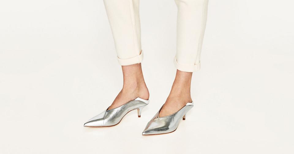 Kitten heels: Возвращение знаковой обуви 50-х
