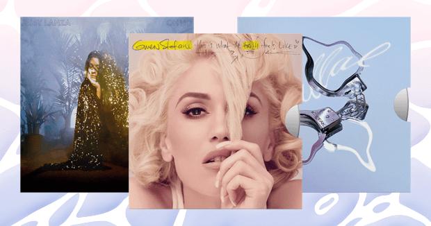 Что слушать весной: 11 альбомов на все случаи жизни ... гвен стефани слушать