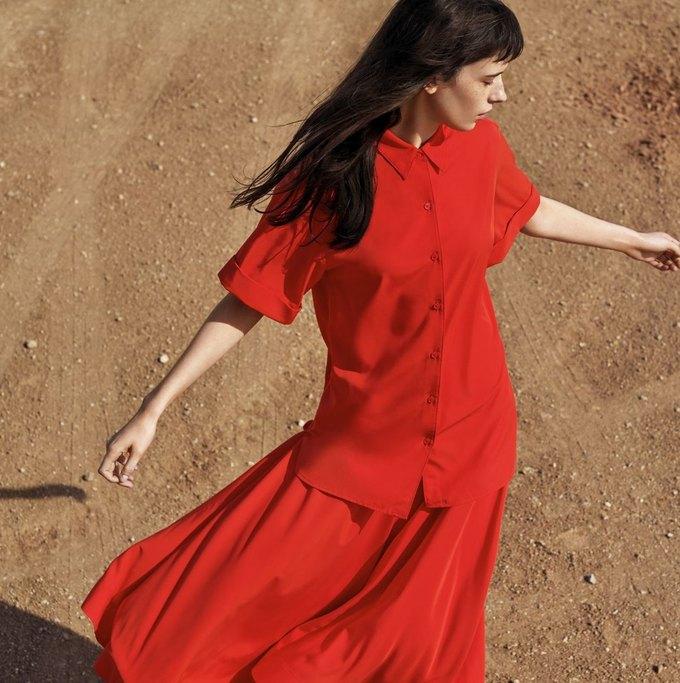 15 марта поступит  в продажу новая коллекция Uniqlo U. Изображение № 10.