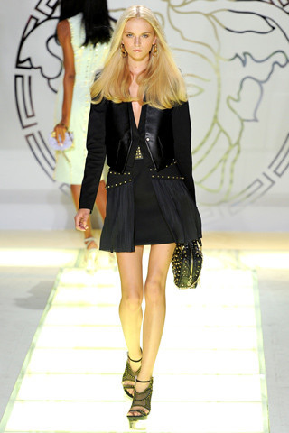 Milan Fashion Week: показ Versace SS 2012. Изображение № 31.