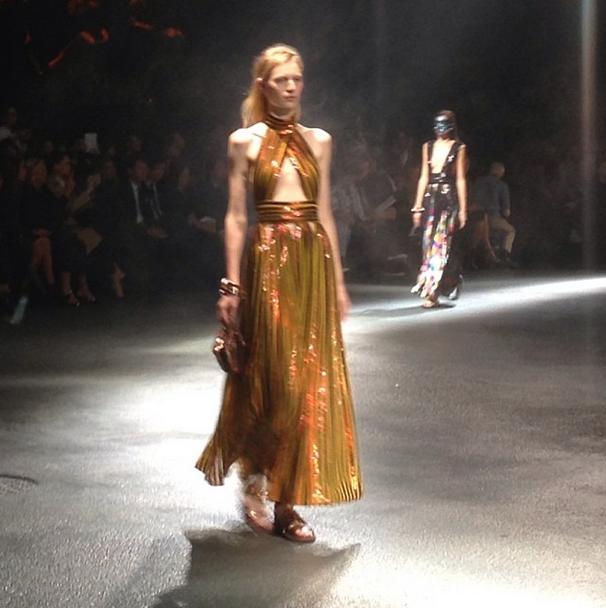 Прямой репортаж  с Paris Fashion Week:  День 6. Изображение № 10.