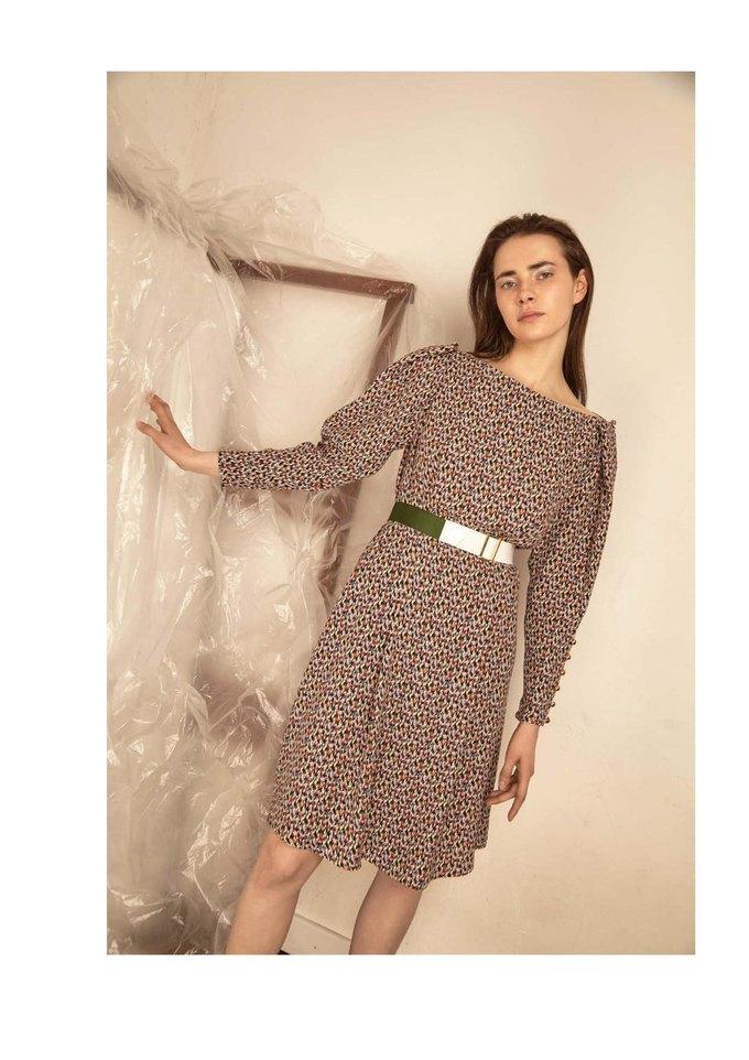 Новая коллекция Sergey Soroka вдохновлена мужским гардеробом. Изображение № 26.