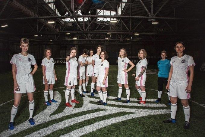 adidas разработали форму для женского футбольного клуба GirlPower. Изображение № 5.