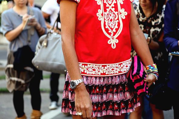 Детали: Milan Fashion Week. Изображение № 24.