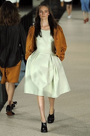 London Fashion Week: Topshop Unique, Acne и Marios Shwab. Изображение № 26.