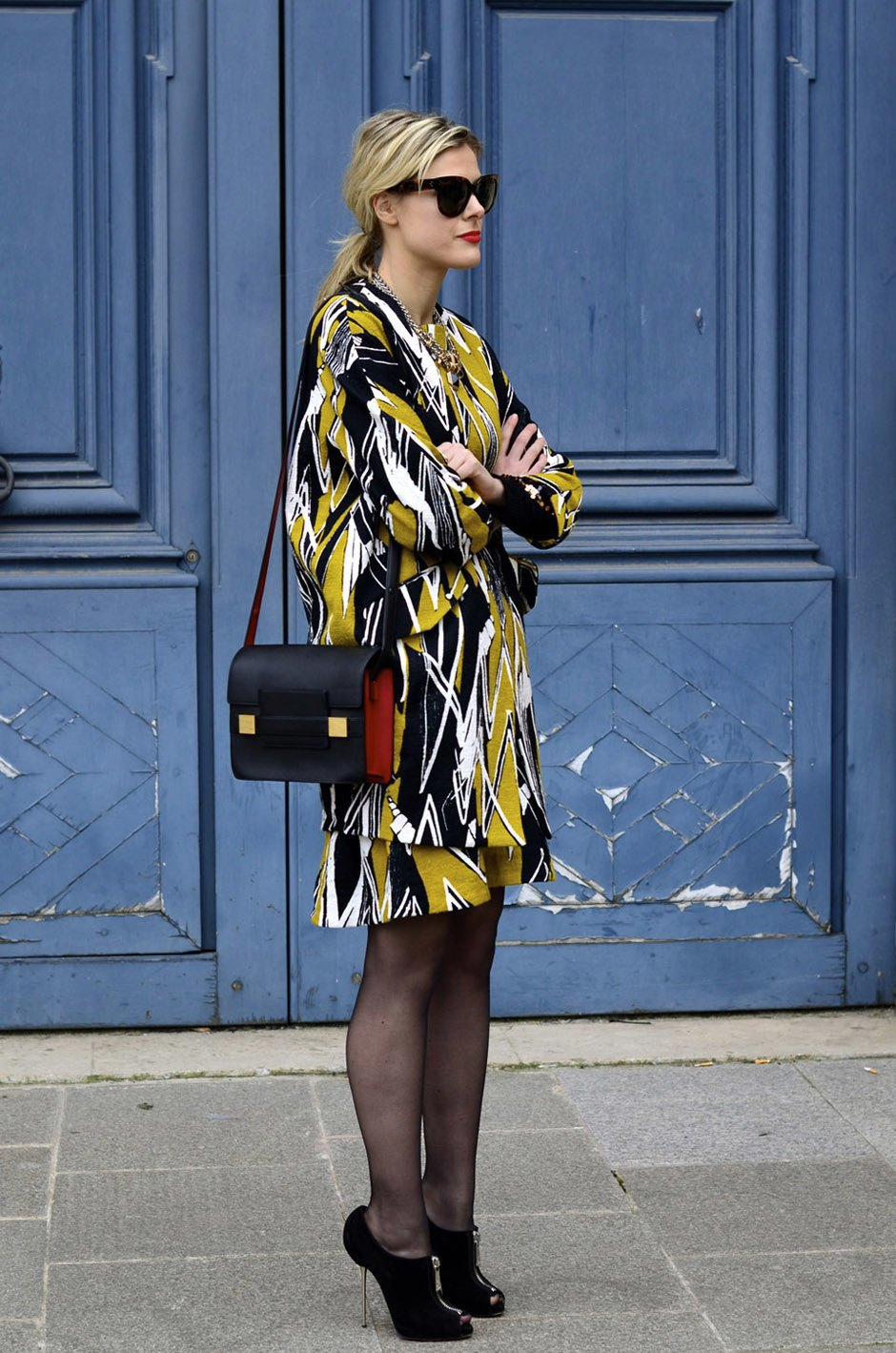 Гости Парижской недели моды FW13, часть 1. Изображение № 43.
