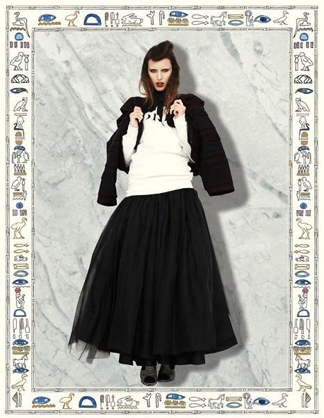 Композитки пяти модельных агентств к Нью-Йоркской неделе моды. Изображение № 56.