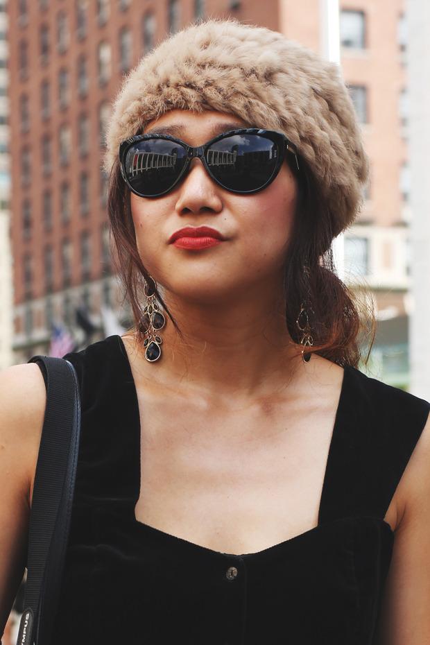 Других посмотреть и себя показать: Неделя моды в Нью-Йорке. Изображение № 2.