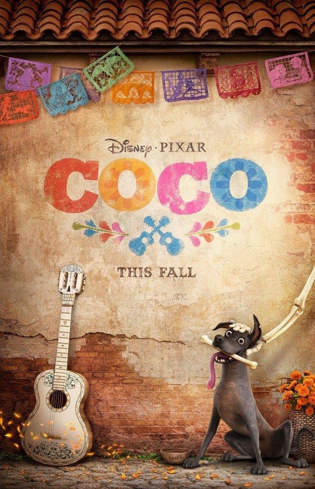 Вышел первый трейлер мультфильма Pixar «Тайна Коко». Изображение № 1.