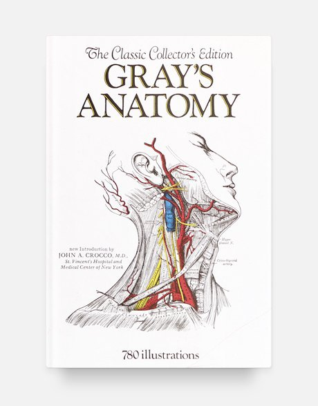 Greys anatomy atlas