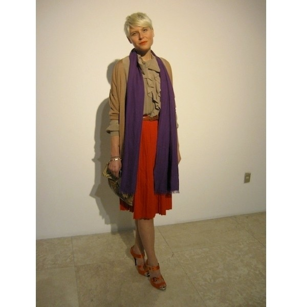 Изображение 14. Milan Fashion Week: день первый — луки.. Изображение № 5.