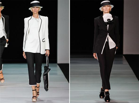Показы Milan Fashion Week SS 2012: День 4. Изображение № 4.