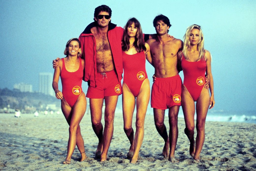 Как менялась пляжная мода: От купальных платьев к бикини и обратно. Изображение № 7.