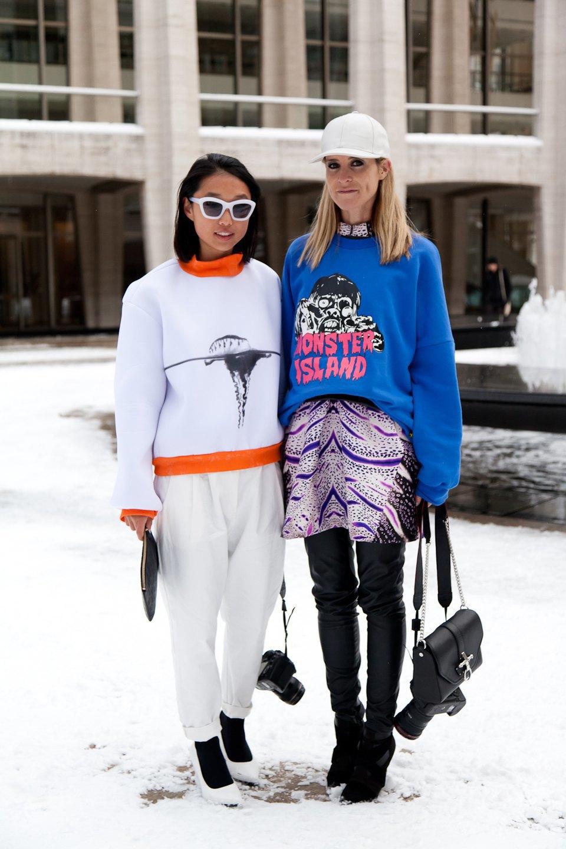 Неделя моды в Нью-Йорке,  часть I. Изображение № 1.