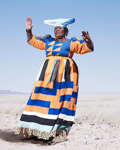«Гереро»: мода африканского племени как символ неповиновения. Изображение № 12.