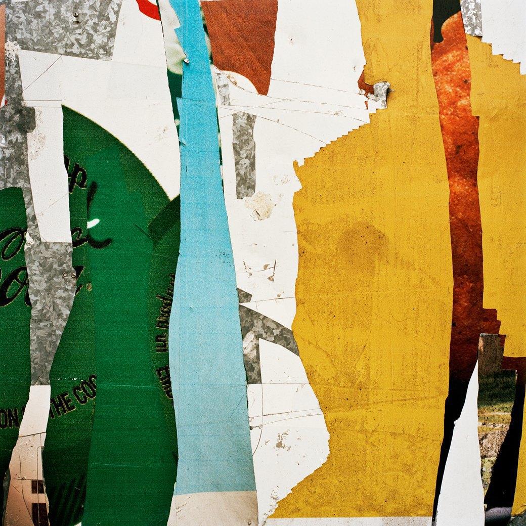 «Безымянные билборды»: Картины из рекламных щитов. Изображение № 7.