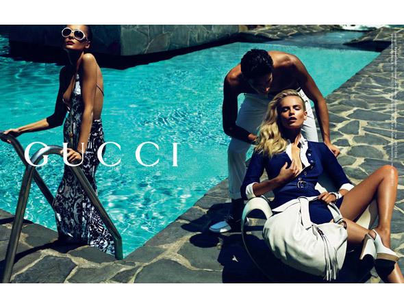 Кампания Gucci Cruise 2010 с Наташей Поли и Снежаной Онопкой. Изображение № 122.