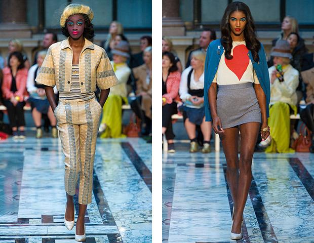 Неделя моды в Лондоне: Показы Acne, Mary Katrantzou, Vivienne Westwood и Philip Treacy. Изображение № 35.
