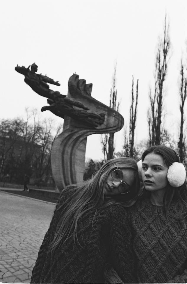 American Apparel сняла новый лукбук в Одессе. Изображение № 7.