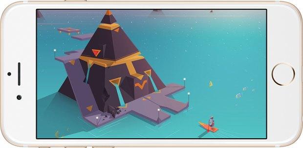 Жираф, космос  и смерть: 10 лучших мобильных игр на лето. Изображение № 2.