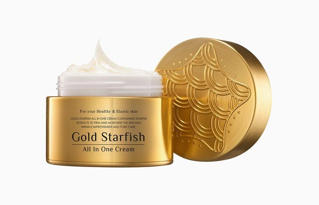Mizon Gold Starfish All in One Cream. Изображение № 3.