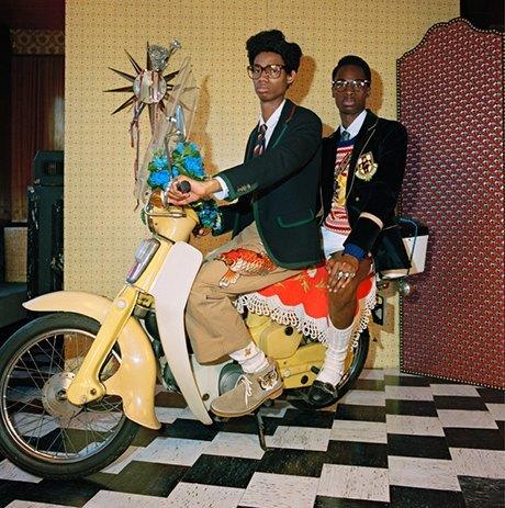 Танцуют все: Кампания Gucci, вдохновлённая 60-ми. Изображение № 21.