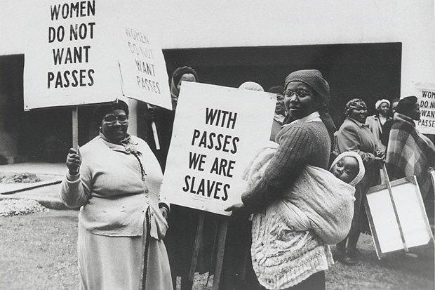 «Она прекрасна, когда злится»: Женские протесты, изменившие историю . Изображение № 4.