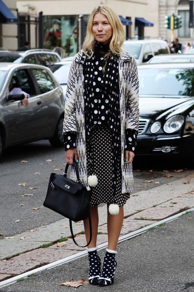 Streetstyle: Неделя моды в Милане. Изображение № 36.