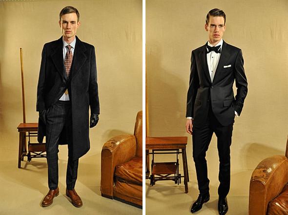 Показы на London Fashion Week AW 2011: день 5. Изображение № 6.