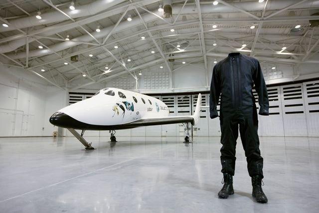 Y-3 разрабатывают костюмы для пилотов космических кораблей. Изображение № 1.