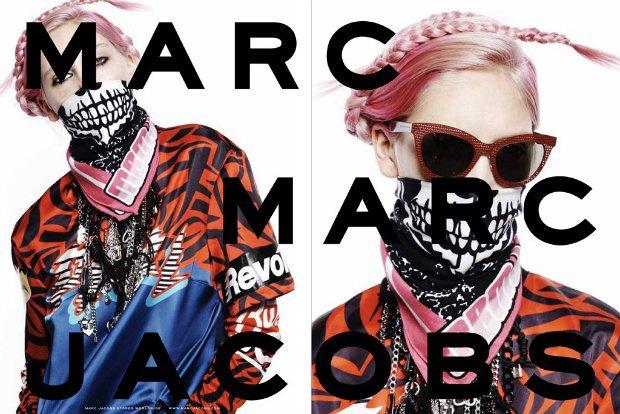 Marc by Marc Jacobs нашли лица новой кампании  в соцсетях. Изображение № 1.
