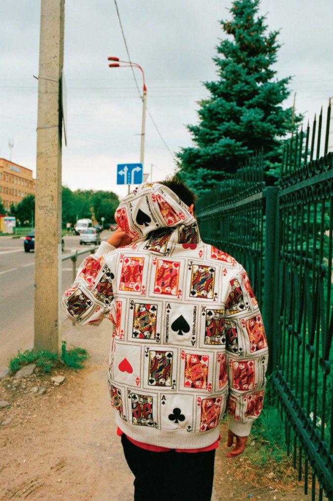 Гоша Рубчинский и Толя Титаев запустили новую марку «Рассвет». Изображение № 15.