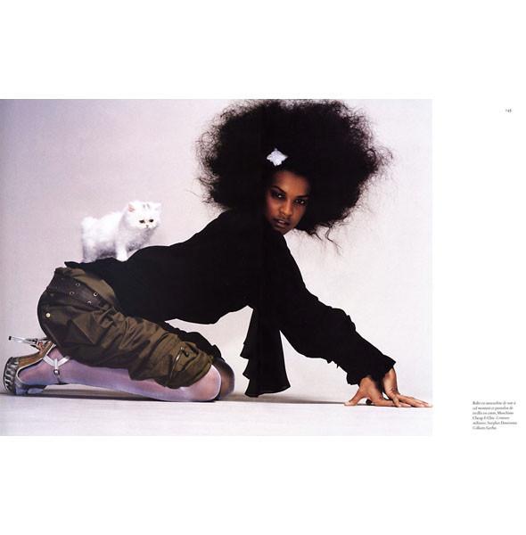 Тёмные силы: 10 чернокожих моделей. Изображение № 30.