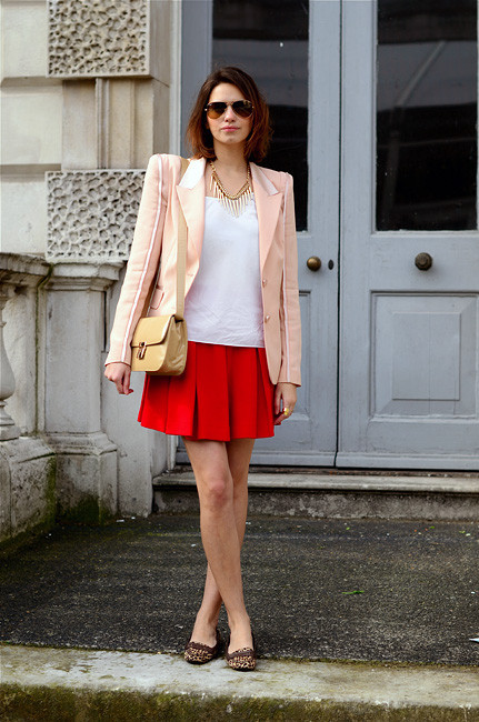 London Fashion Week: Уличный стиль, часть 1. Изображение № 11.