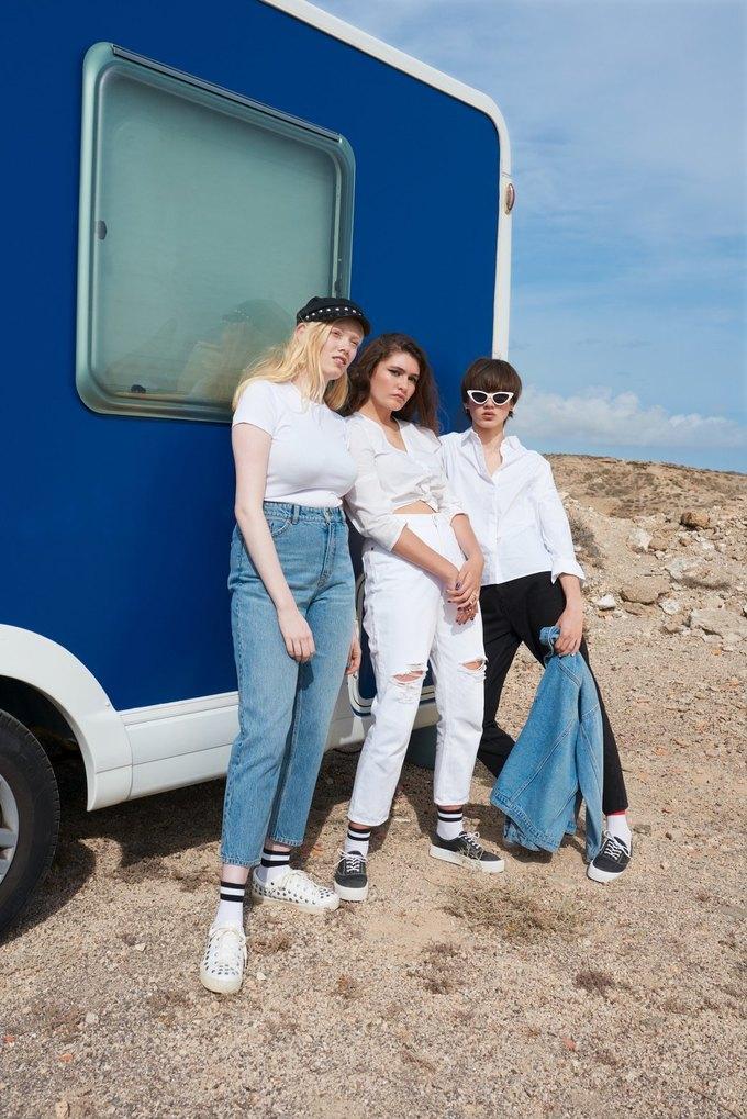 Сила денима: Monki показали лукбук новой коллекции «Just Jeans» . Изображение № 8.