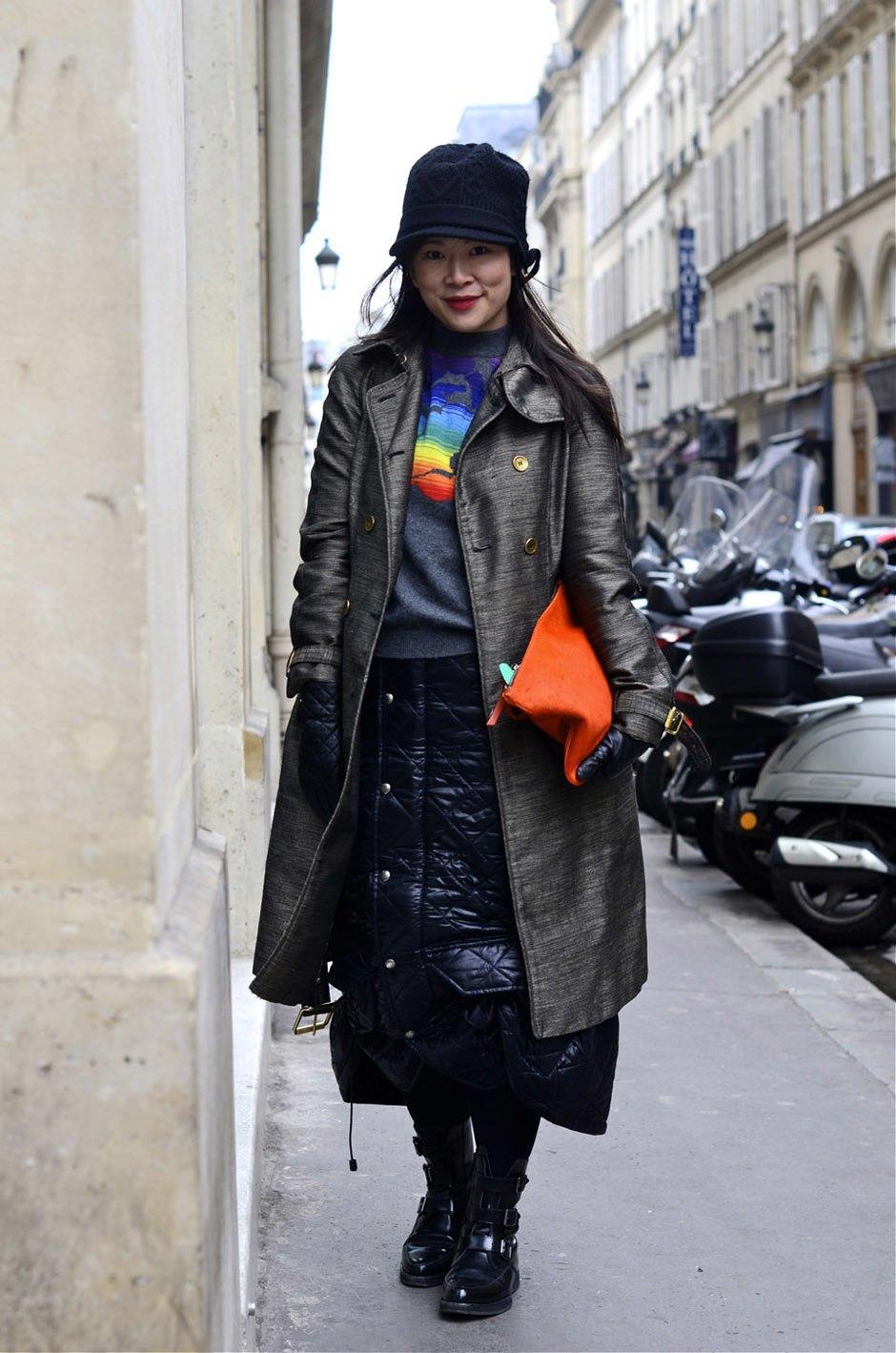 Гости Парижской недели моды FW13, часть 1. Изображение № 6.