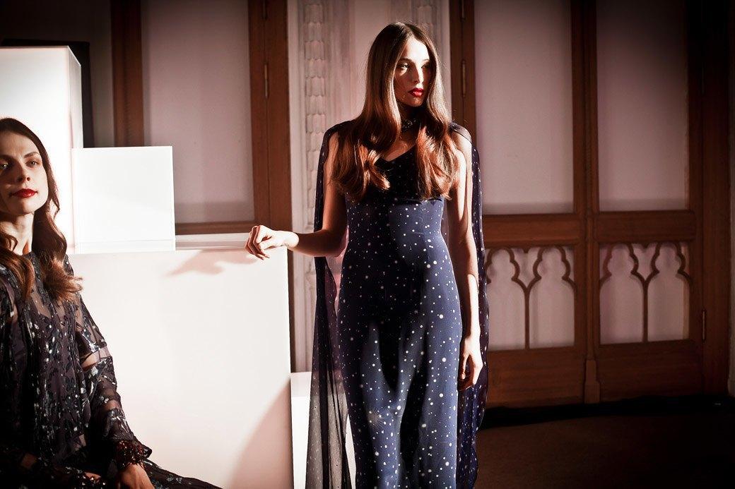 Репортаж: Бархатные платья  и светящиеся кубы на LUBLU Kira Plastinina FW 2013. Изображение № 39.