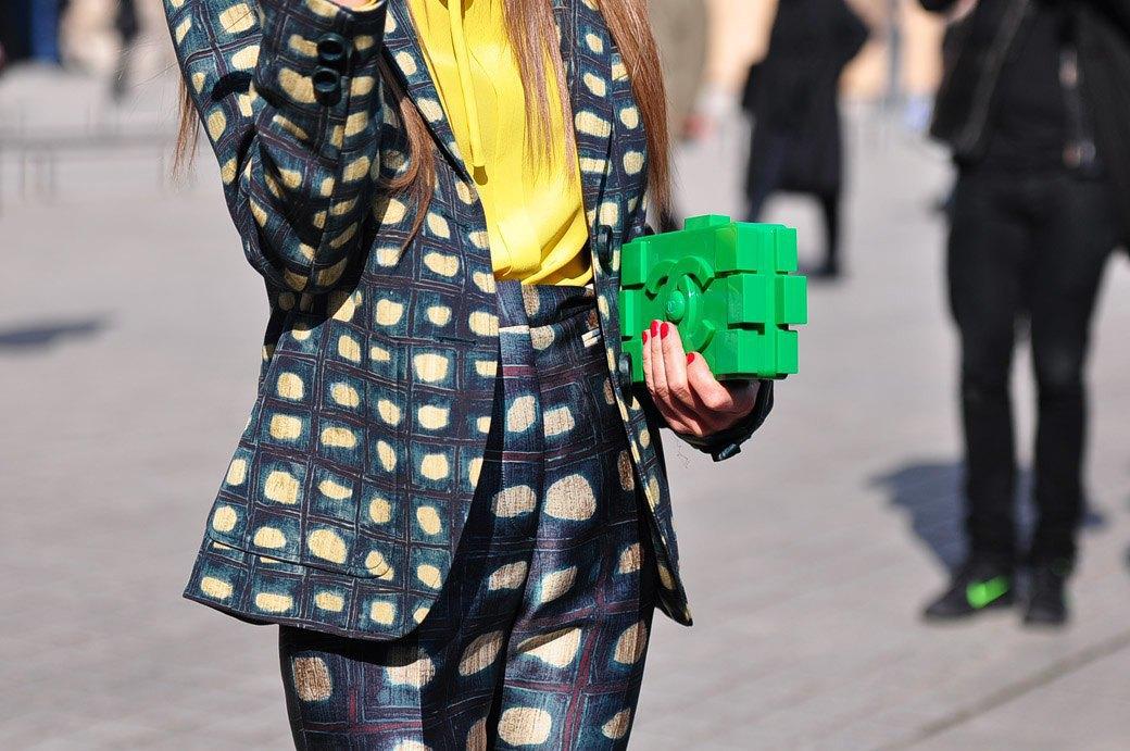 Гости Парижской недели моды FW13, часть 2. Изображение № 51.