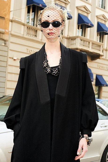 Стритстайл: Неделя моды в Милане,  часть II. Изображение № 24.