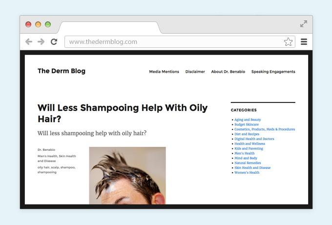 10 профессиональных блогов об уходе за кожей . Изображение № 6.