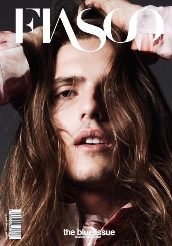Волосами мужчина парни гей фото 779-538
