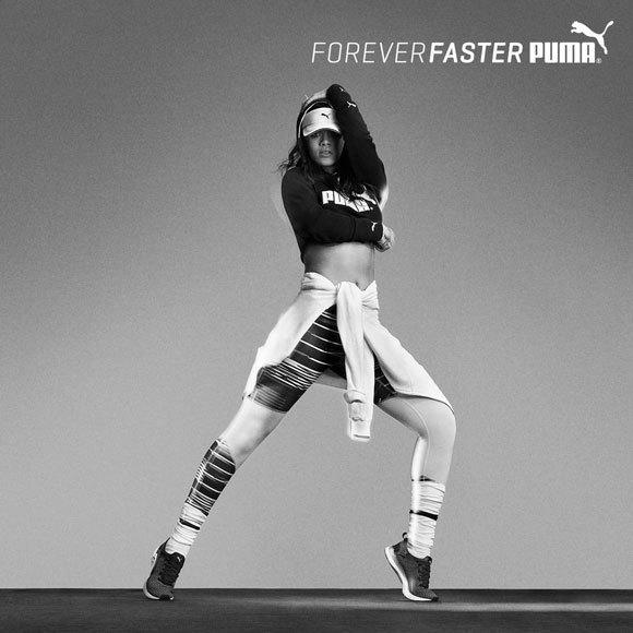 Puma показали рекламную кампанию с участием Рианны. Изображение № 1.