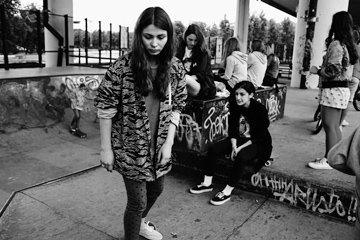 Женский пул:  Девушки на скейте. Изображение № 21.
