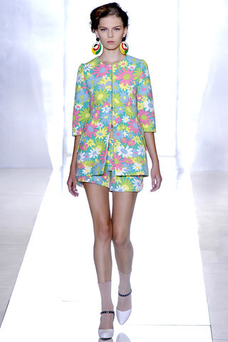 Milan Fashion Week: Показ Marni SS 2012. Изображение № 10.