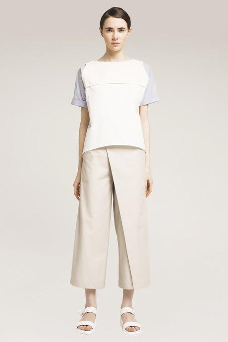Рубашки, топы и пальто Simple Forms: Российский минимализм. Изображение № 3.