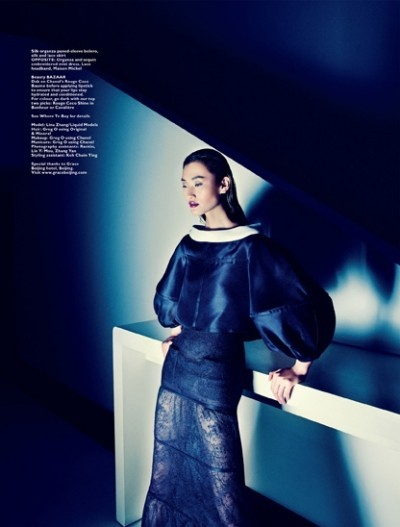Новые лица: Лина Чжан, модель. Изображение № 51.