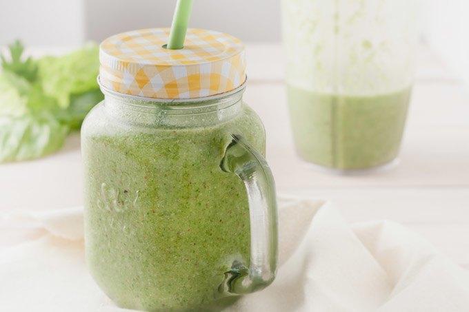 Всё лучшее сразу: 5 рецептов питательных овощных смузи. Изображение № 5.